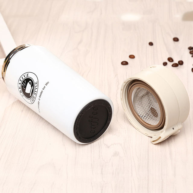 Practical Portable Eco-Friendly Stainless Steel Thermal Mug