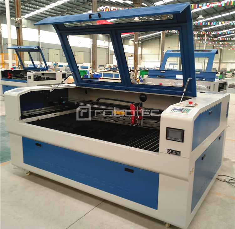 Reci Tube 150w 180w Wood Sheet Metal Laser Cutting Machine 1390 Metal Laser Cutter For Steel CO2 Laser Machine For Engraving