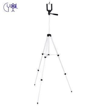 1 шт., 130 см, профессиональный штатив для камеры, легкий штатив с коромыслом для цифровой зеркальной камеры C N s с зажимом для телефона CD15