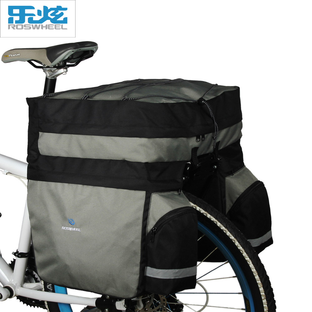 ROSWHEEL Outdoor Sport Cycling Bag 15L Backpack Ultralight Bicycle W// Rain cover