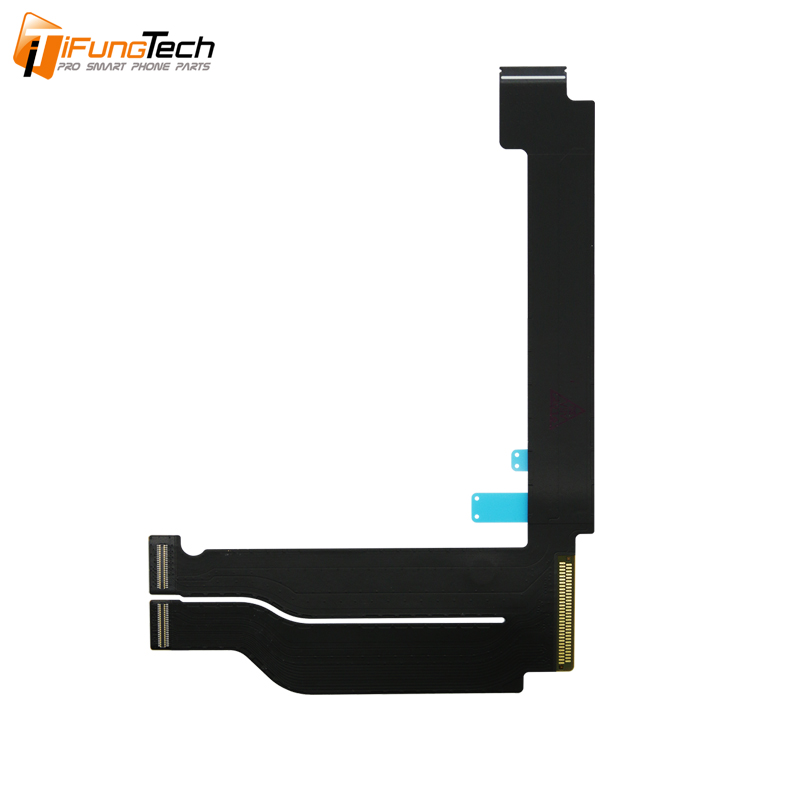 100% Tested One by One Brand New Original LCD <font><b>Display</b></font> Screen <font><b>Connector</b></font> Flex Ribbon Cable for iPad Pro 12.9
