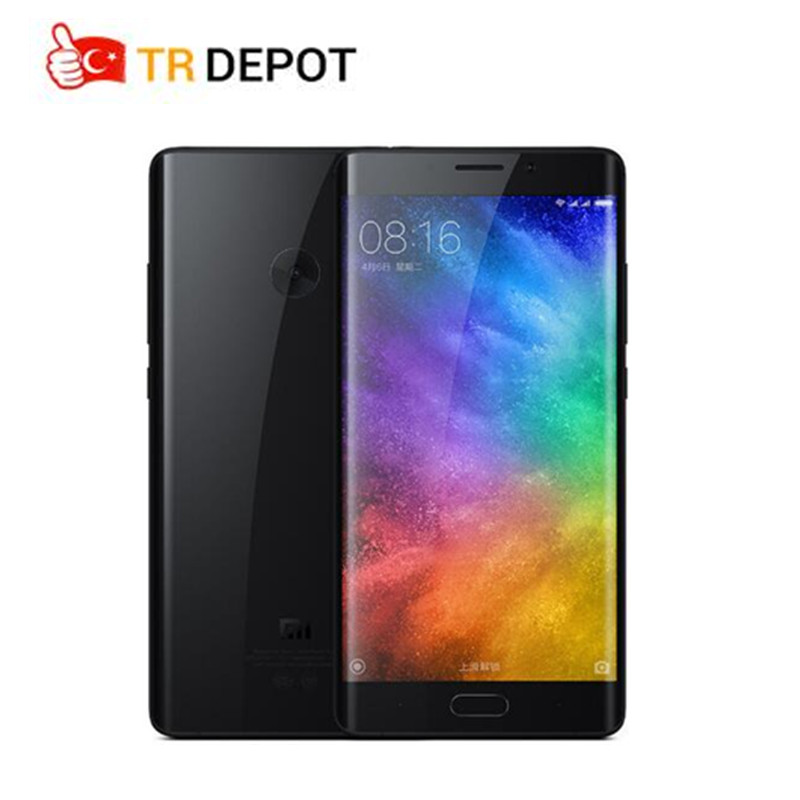 "Original Xiaomi Mi Note 2 Dual 3D Curved Glass Snapdragon 821 4GB RAM 64GB ROM 5.7"" 22.56MP Camera Flexible Display Mobile Phone"