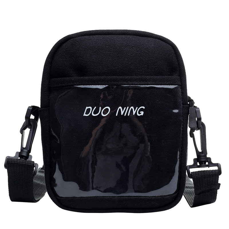 2019 New Women 39 s Bags Nylon Handbags Girl Travel Crossbody Bags Student Shoulder Bags Mobile Phone Bags in Shoulder Bags from Luggage amp Bags