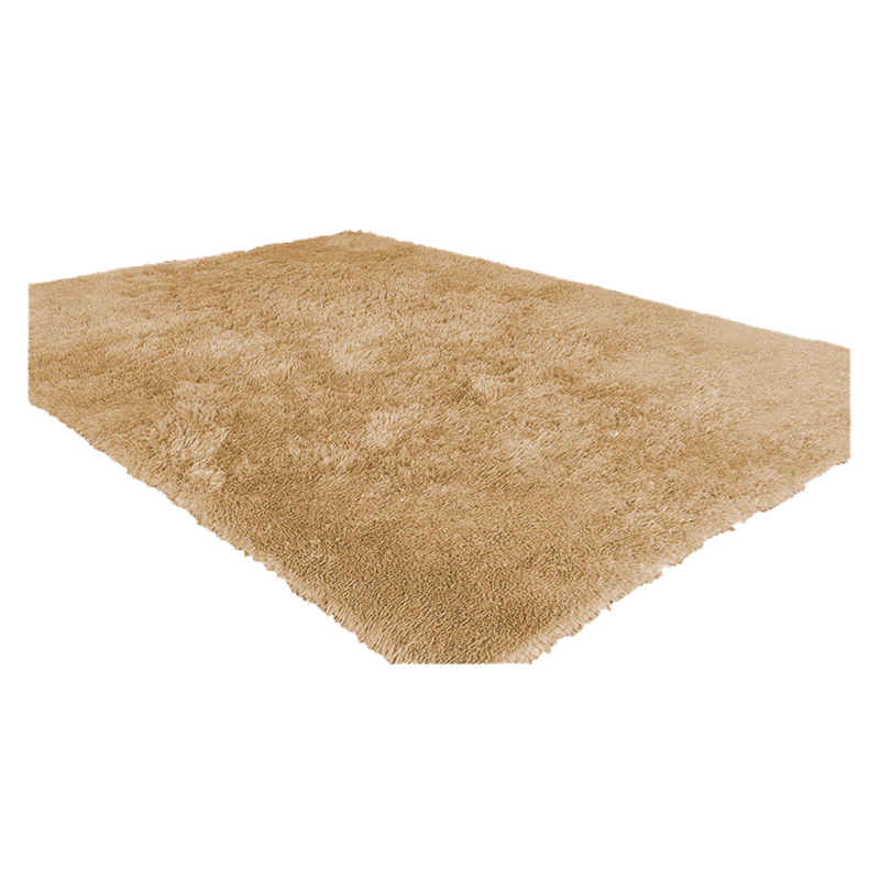 SDFC Home Rugs Living Bedroom Plush Rugs (Beige/White