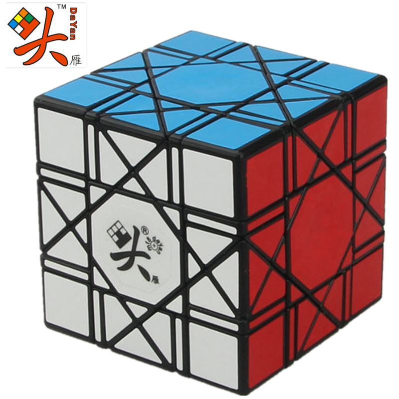 DaYan Bagua Magic Cube Speed Cube 6 Axis 8 Rank Puzzle Toys for Children Boys Educational Toys New Year Gift dayan gem vi cube speed puzzle magic cubes educational game toys gift for children kids grownups