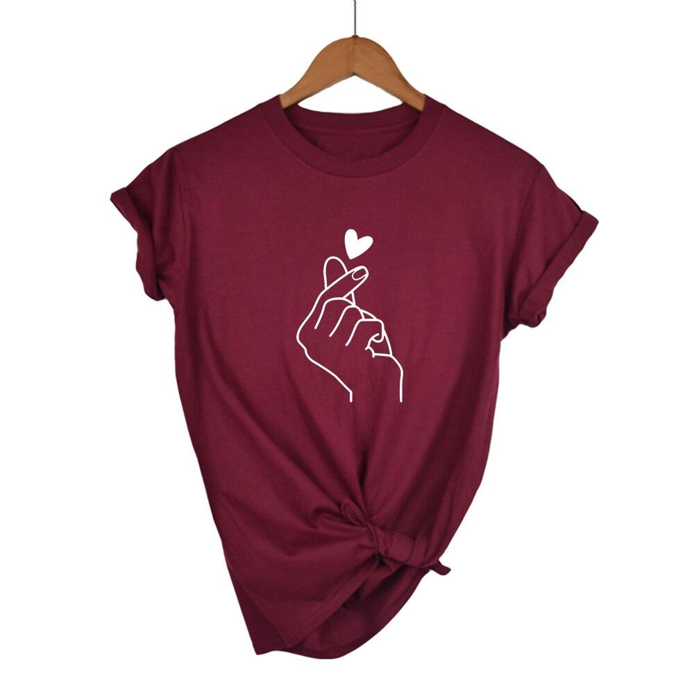 2018 Sommer Licht Tinte Stil Frauen Kurzarm Wald Fox Hand Gezogen Print T-shirt Lustige Cartoon Design Shirts Casual Tops Oberteile Und T-shirts