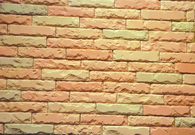 7pcs Brick Plastic Molds for Concrete Plaster Wall Stone Cement ...