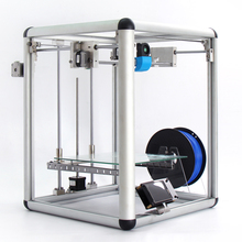 Jazz Aluminium Metal 3D Printer High Precision Large printing size 260*260*260mm 3d-Printer Kit