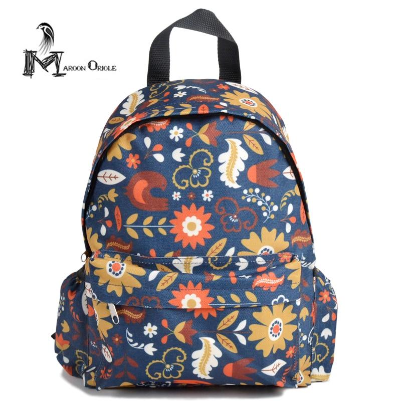 Kids Backpack Girls Flora Girls Backpack Mini School Bag Children Girls Bag School Bag Flower ...
