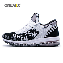 ONEMIX unisex runner sneaker original zapatos de hombre 2017 new women athletic outdoor sport shoes men running shoes size 36-46