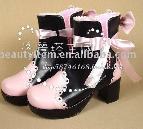 Wholesale Free Shipping 2012 luolita shoes