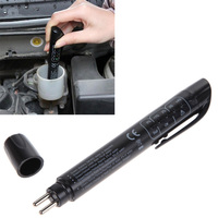 5 LED Auto Öl Brems Flüssigkeit Tester Anzeige Erkennung Stift Auto Test Tool Fahrzeug Diagnose Für DOT3/DOT4