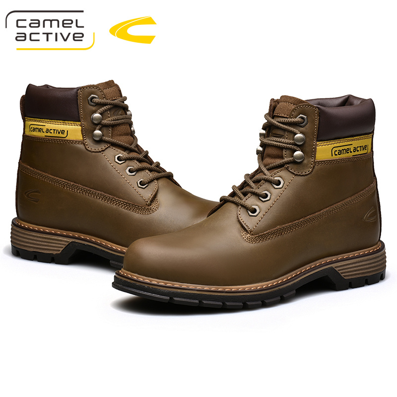 Camel Active New Men Hiking Shoes