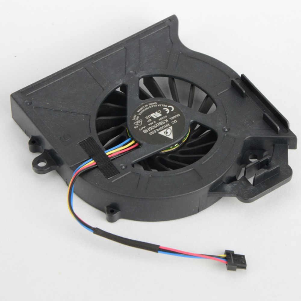 Komputer Notebook Pengganti CPU Kipas Pendingin Cocok untuk HP DV6-6000 DV6-6050 DV6-6090 DV6-6100 Laptop Cooler Fan F0617