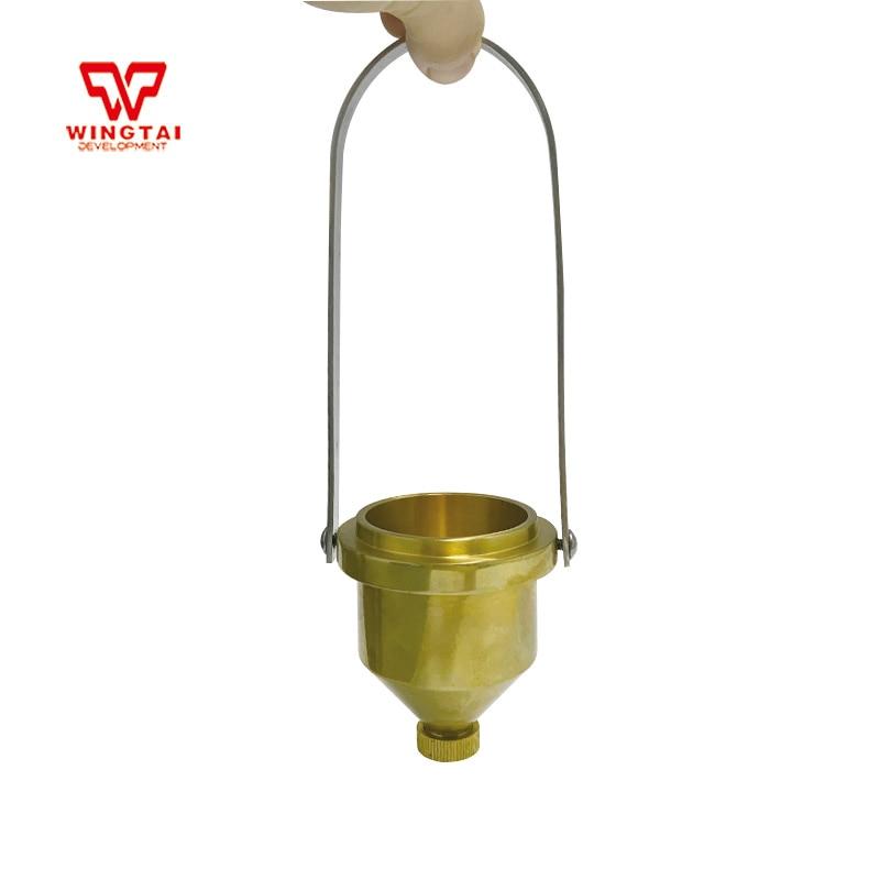 4mm Portable Paint Viscosity Cup 100ml Viscometer Flow Cup Zahn Cup4mm Portable Paint Viscosity Cup 100ml Viscometer Flow Cup Zahn Cup
