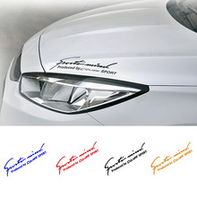Stickers Voor Alle Auto Voor Hoofd Licht Wenkbrauw Ooglid Sticker Decorateur Decal Motor Kap Decal voor Chevrolet Cruze Auto Styling(China)