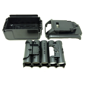 Image 3 - כלים סט עבור Dewalt 18V 20V סוללה החלפת פלסטיק מקרה 3.0Ah 4.0Ah DCB201,DCB203,DCB204,DCB200 ליתיום סוללה כיסוי חלקי