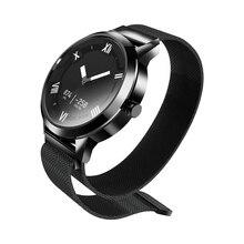 20mm relógio Milanese Pulseira Loop Para Lenovo X Mais fivela Magnética ajustável tamanho Lenovo assistir Cinta de Aço Inoxidável
