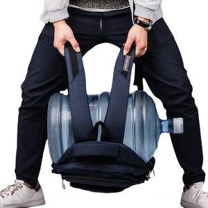 Image 2 - Edison plecak męski plecaki dla nastolatków Mochila ulepszony lekki oddychający plecak żeński wodoodporne plecaki o dużej pojemności