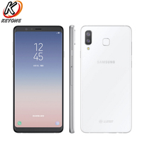 Brand new Samsung Galaxy A9 Sta r G8850 4G LTE Mobile Phone 6.3 4GB RAM 64GB ROM Android 8.0 Dual Rear Camera 16MP+24MP Phone