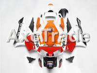 ABS Plastic Injection Molding Motorcycle Bodywork Fairing Kit For CBR600RR F5 CBR600 CBR 600 2003 2004 Red White Repsol