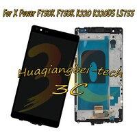 Black 5 3 New For LG X Power LG F750K F750K K220 K220DS LS755 Full LCD