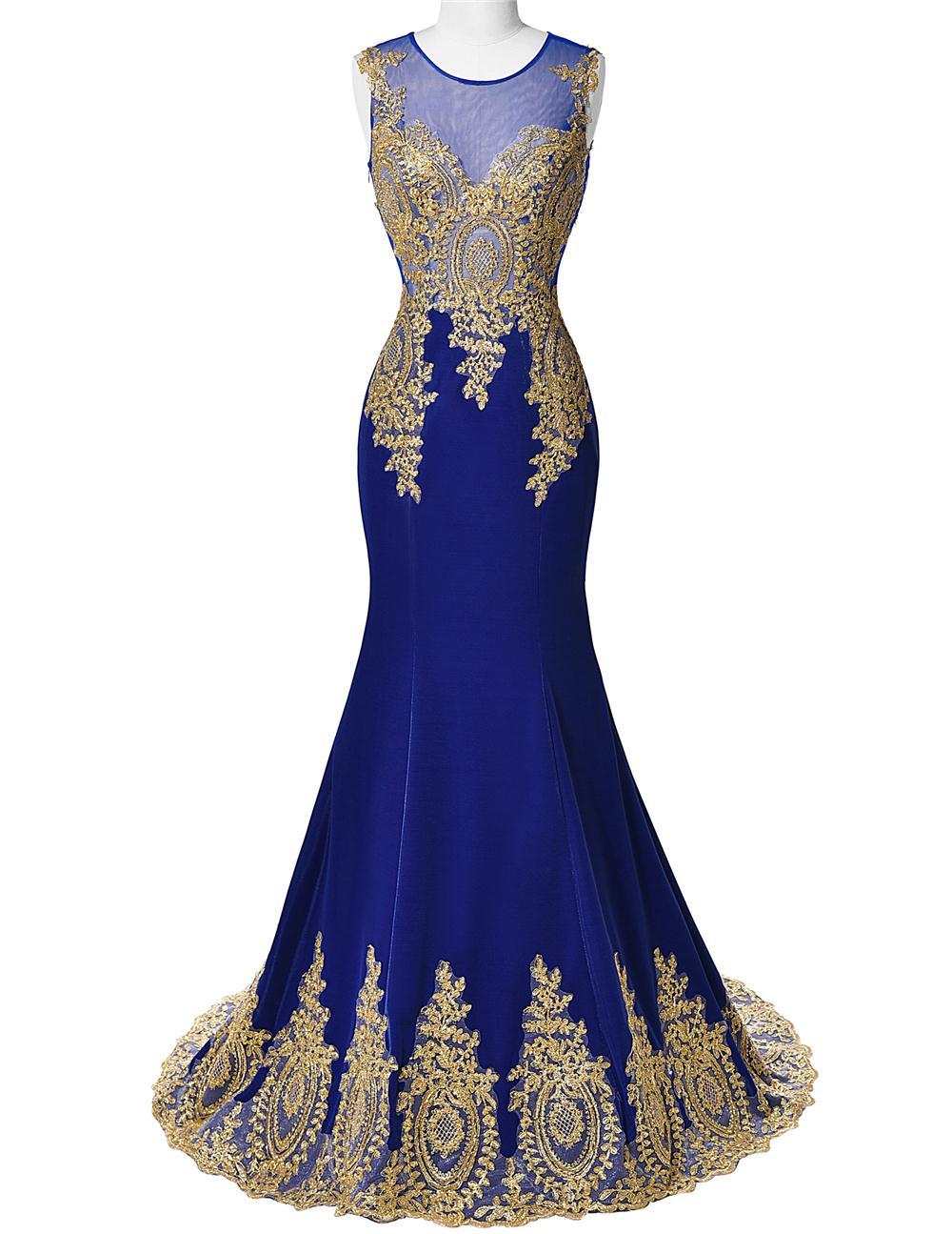 African Formal Evening Dress