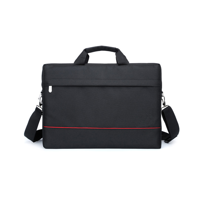 15 Inches Light PC Computer Carrier Bag Business Briefcase Style Waterproof Oxford Canvas Material Multi Interlayers Laptop Bags15 Inches Light PC Computer Carrier Bag Business Briefcase Style Waterproof Oxford Canvas Material Multi Interlayers Laptop Bags
