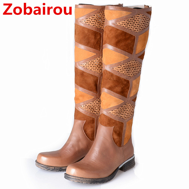 Botas femininas genuine leather overknee boots horse riding thigh high cowboy boots women shoes rain boot flats женские блузки и рубашки hi holiday roupas femininas blusa blusas femininas