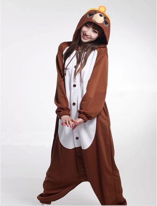 New Adults Costume Onesies Mole Onesies Ladies Mens Cute Anime Onesies for Unisex