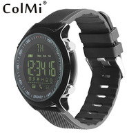 ColMi Smart Watch Waterproof IP68 5ATM Passometer Message Reminder Ultra Long Standby Xwatch Outdoor Swimming Sport