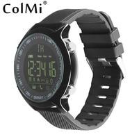 ColMi Smart Watch Waterproof IP68 5ATM Passometer Message Reminder Ultra-long Standby Xwatch Outdoor Swimming Sport Smartwatch Smart Watches