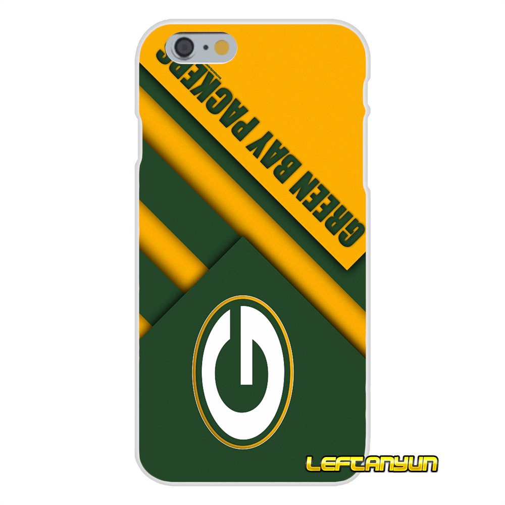 For Samsung Galaxy S3 S4 S5 MINI S6 S7 edge S8 Plus Note 2 3 4 5 Green Bay Packers Football Team Soft Phone Cover Case Silicone
