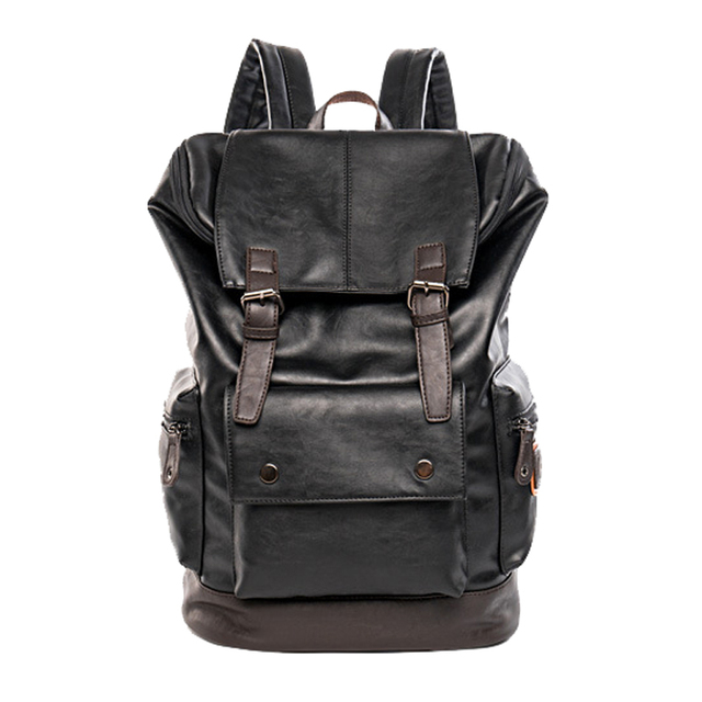 Way-out Leather Backpack for Men