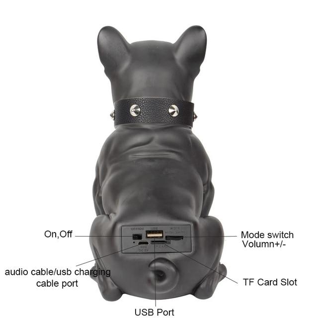 Special Bulldog Wireless Bluetooth Speaker  4