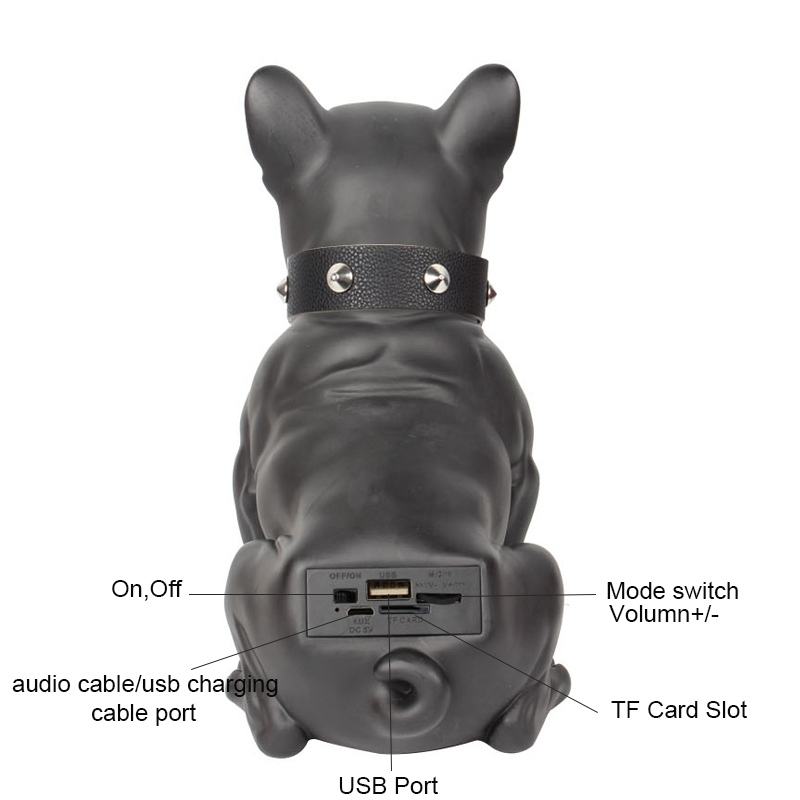 Big Full Aerobull Nano Wireless Bluetooth Speaker Multipurpose Computer PC Speaker