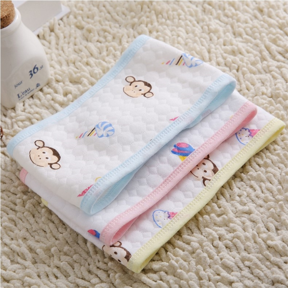 Cotton Baby Bellyband Newborn Soft Cute Cotton Belly Button Protector Band Infant Kids Boys Girls Navel Guard Belly Protection