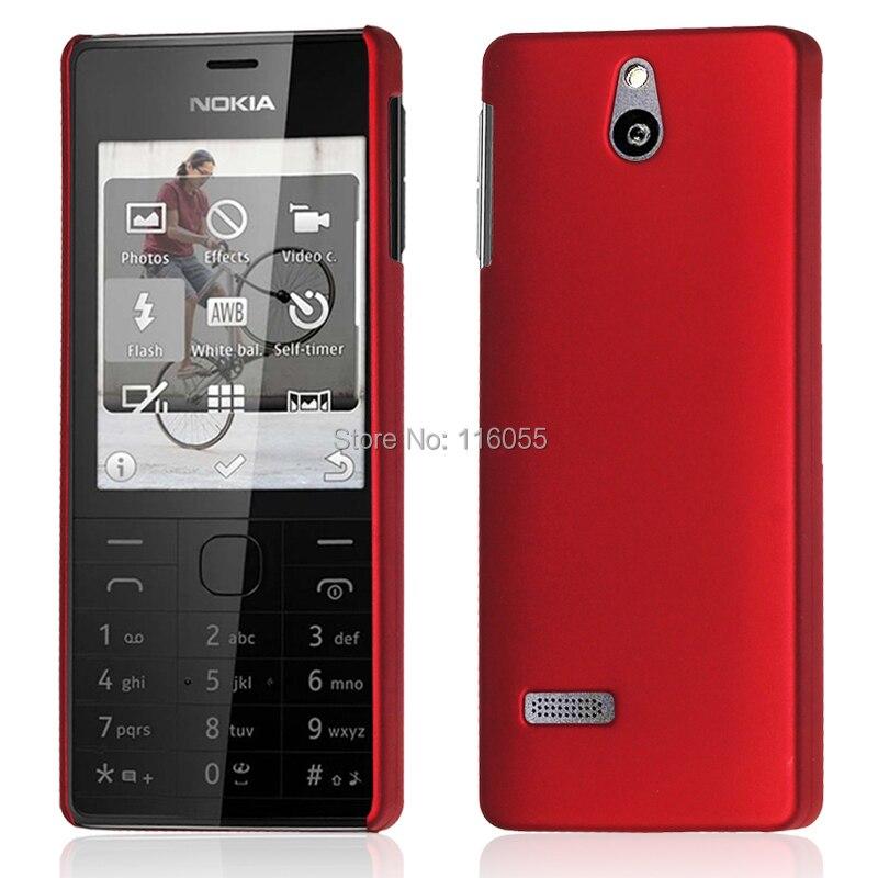 Multi colors hard matte case cover for Nokia 515 N515 ultra slim Rubber hard back cover For Nokia 515 N515 Phone Capas