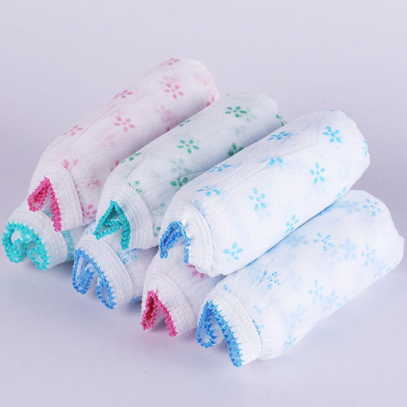 Hot Disposable Panties Maternity Underwear Panties/Women Travel Prenatal Postpartum Paper Non-woven High Quality Panties