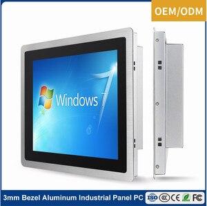 """Image 1 - 2017 חדשים 10.1 """"12"""" 14 """"15"""" 17 """"אינץ תעשייתי מחשב oem nfc אנדרואיד tablet PC"""