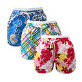 Women Shorts 2016 Casual Printed Shorts Plus Size Women's Home Casual Shorts Shorts