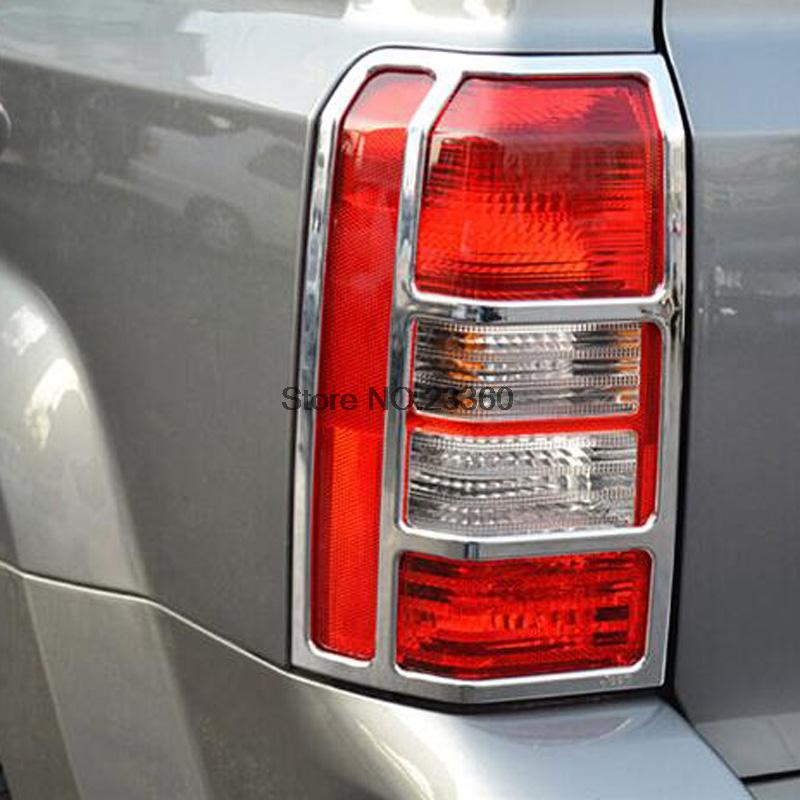 2009 Jeep Patriot How To Replace Tail Light Assembly
