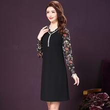 Шифоновое платье с цветочным принтом модное весеннее Новое Женское