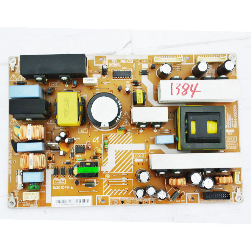 LA37A550P1R power panel BN44-00220A is used power panel bn44 00770a psfl940h06a l40hfp esm is used