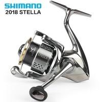 100% оригинал 2018 Shimano Стелла 1000 5000 12 + 1bb легкий 165 260 г спиннинговая Рыболовная катушка X shipping соленая вода Сделано в Японии
