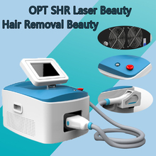 OPT SHR Laser Beauty Equipment new Style SHR IPL Machine OPT IPL Hair Removal Beauty Machine Elight Skin Rejuvenation CE/DHL недорого