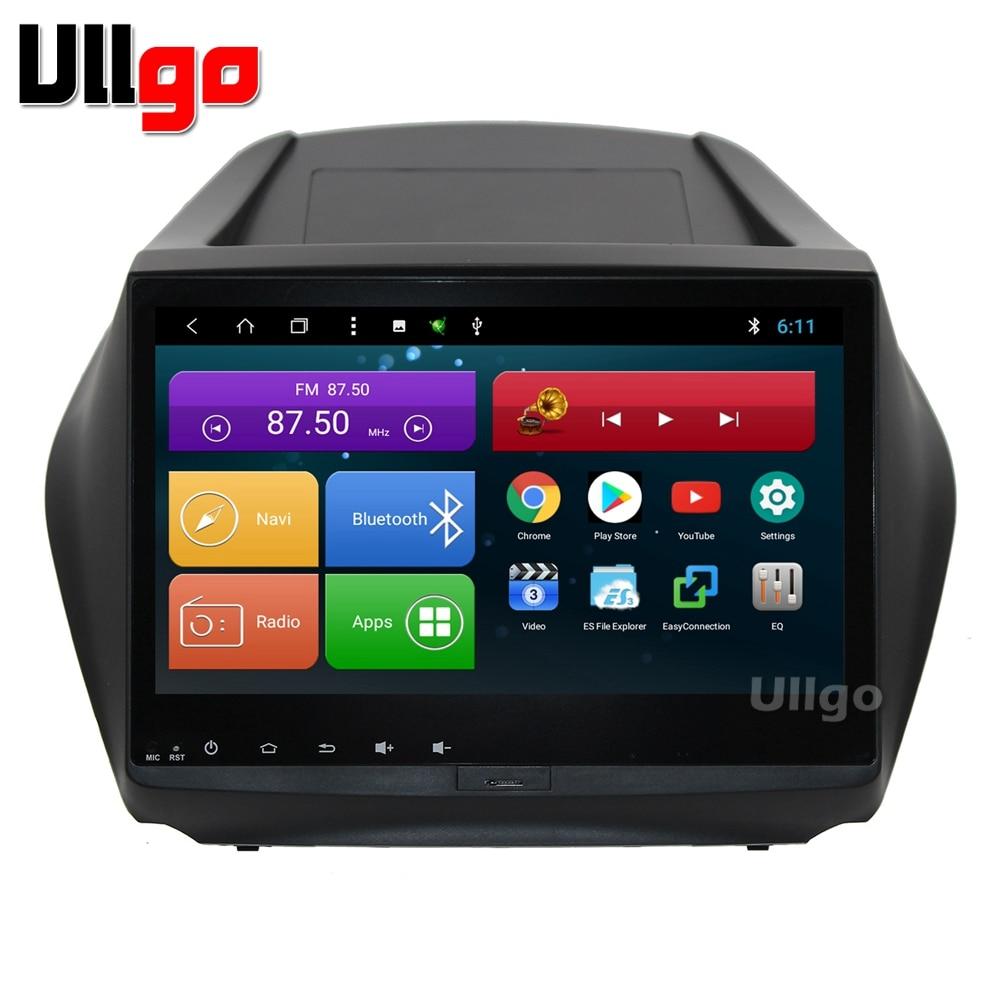 9 inch Octa Core Android 7 1 Car dvd gps for Hyundai iX35 Tucson Autoradio GPS