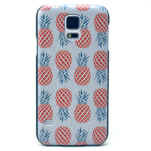 sale retailer f5f1b 99515 US $3.99 |The new luxury for samsung galaxy s5 case cover pretty pineapple  pattern phone cases for sanmsung S5 protective shell on Aliexpress.com | ...