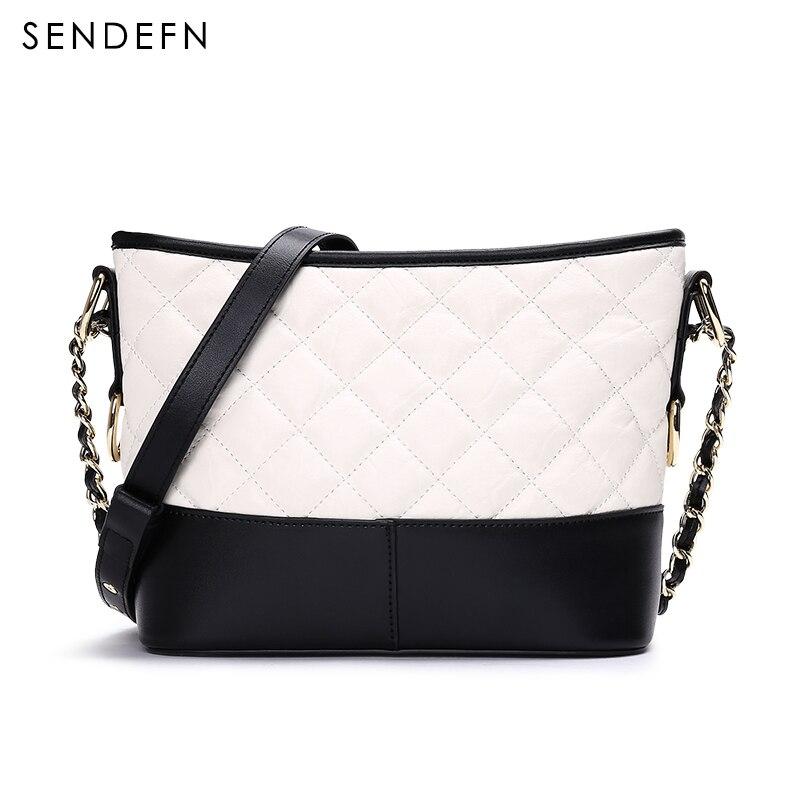 2017 Designer Crossbody Bag Split Leather Women Bag New Female Bag Brand Handbag Quality Women Messenger Bags For iPhone 7S