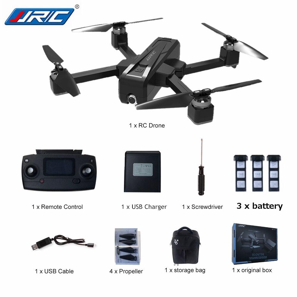 Pieghevole JJRC X11 RC Droni 5G GPS 2K WIFI FPV Macchina Fotografica di Notte di Volo di Telecomando Quadcopter Professionale RTF elicottero Drone